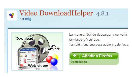how to download flowplayer videos firefox