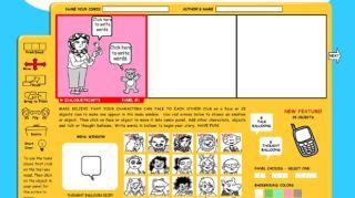 Comicweb2 6 Sitios Web para Crear tus Propios Cómics Gratis