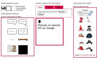 Comicweb7 6 Sitios Web para Crear tus Propios Cómics Gratis
